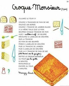 Discover recipes, home ideas, style inspiration and other ideas to try. A Level French, Food Vocabulary, French For Beginners, Core French, Ap French, French Crepes, French General, French Lessons, Teaching French