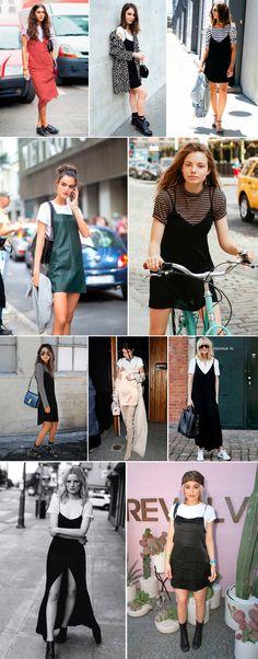 sobreposicao fashion vestido e tshirt blog anna fasano look