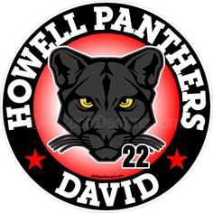 Panther car decals magnets wall decals yard signs apparel.  http://www.allsportdesigns.com/Mountain-Lion-stickers-decals-magnets-wall-decals-p/lion102-c.htm