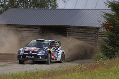 Jari-Matti Latvala stayed clear of Volkswagen team-mate Sebastien Ogier through Sunday morning to clinch a second straight Rally Finland victory and the third of his World Rally Championship career. RACER.com