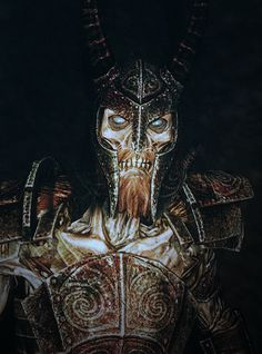 The Draugr Death Overlord