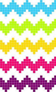 Ideas For Crochet Bag Pattern Free Chevron Knitting Charts, Knitting Stitches, Knitting Patterns, Bag Crochet, Crochet Chart, Pixel Crochet, Chevron Crochet, Tapestry Crochet Patterns, Bag Pattern Free