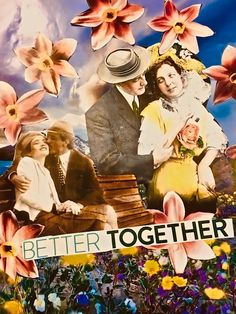 New York City Artist: True love stories never have endings.