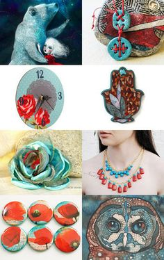 Kiss Goodnight by Michal Davidson on Etsy--Pinned with TreasuryPin.com