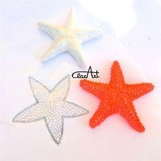 Starfish Charm Pen ClarArt - creations and ideas 3d Zeichenstift, Boli 3d, 3d Pen Stencils, 3doodler, 3d Printing Service, 3d Drawings, 3d Design, Art School, Youtube