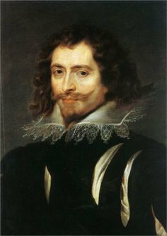 Portrait of George Villiers, 1st Duke of Buckingham, 1625.  Peter Paul Rubens. Palazzo Pitti.