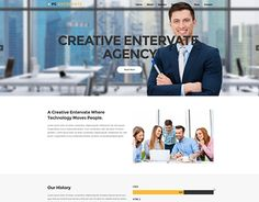 Fc Profy  Onepage Resume Website Template  Free Css Templates