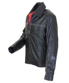 Layer Cake Daniel Craig Leather Jacket   Leather Jacket US http://leatherjacketus.com/product/layer-cake-daniel-craig-mens-leather-jacket/