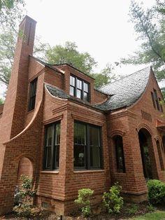 Brick House Residential - Single-Family - Daulton House. / gobrick.com / www.bontool.com