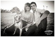 Helene + Kevin + Dogs! Helene and Kevin's family portrait session with dogs.    |www.snaptacularphotos.com|
