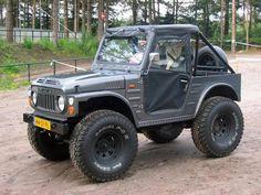 Jimny Suzuki, Mini Trucks, Cool Trucks, 4x4 Off Road, Suzuki Sj 410, Samurai, Jeep 4x4, Jeep Willys, Ford Sport