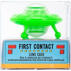 Estuche para lentillas ovni 1st contact