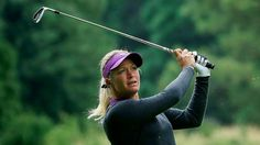 Suzann Pettersen shot 64 for the lowest score of the day on Friday to share the lead of the LPGA Cambia Portland Classic with the defending champion Brooke Henderson.
