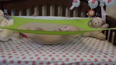 Crescent Womb: Infant Safety Bed | Crescent Womb Newborn Crib Hammock - Newborn…