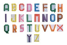Back-To-School: 6 DIY Alphabet Projects | Handmade Charlotte