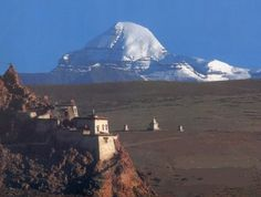 Mount Kailas Shared Picture