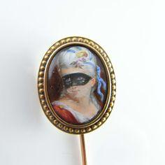 Georgian antique stick-pin