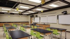 Next Generation Science Standards drive innovative science room design | Interior Design content from American School & University