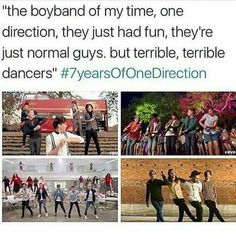 #7YearsOfOneDirection ❤️