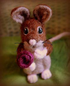 Blog of cute needle felted animals, needle felting tutorials and tips