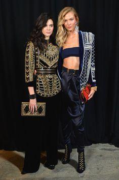 Kendall Jenner Photos - BALMAIN X H