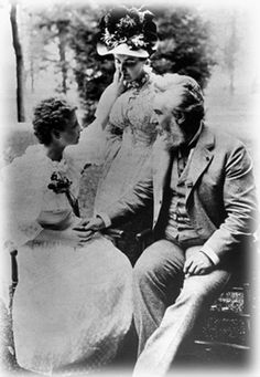 alexander graham bell friends