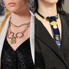 Bijoux, Bijoux: Spring 2014 Runway Jewelry