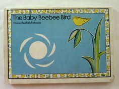 Vintage Children's Book - The Baby Beebee Bird by Diane Redfield Massie - Weekly Reader Book Club Kids Book Club, Vintage Children's Books, Childrens Books, Bird, Prints, Pictures, Etsy, Vintage Books, Children's Books