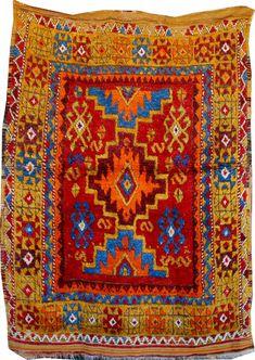 Cappadocian Rug 19th Century I Indigogallery