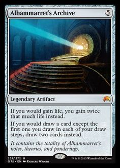 Magic: the Gathering - Alhammarret's Archive (221/272) - Origins
