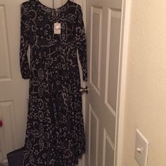 Free people long dress NWT Size med new!!! Super long floor length Free People Dresses Maxi