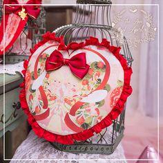 The Ann of April -Strawberry Angel- Lolita Accessories