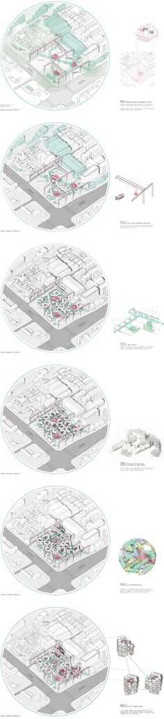 architecture diagrams _ AA School of Architecture 2013 - Intermediate 6 - Ke Wang
