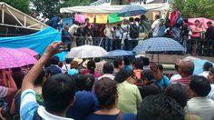 Secc. 22 CNTE: Toda la solidaridad con el magisterio democrático contra golpe de Peña Nieto.