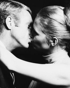 Steve McQueen Faye Dunaway The Crown Affair