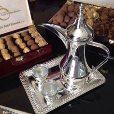❤ Arabic Coffee, Ottomans, Wine Decanter, Persian, Cravings, Coffee Maker, Deserts, Good Food, Gifs