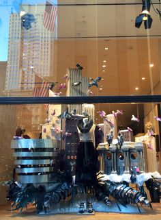 Anthropologie holiday windows 2014 | NYC