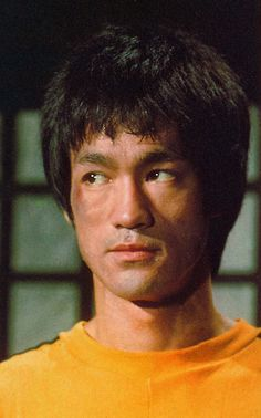 ...Bruce Lee.