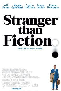 Stranger than Fiction with Will Ferrell.  I just remember bursting into tears afterward.  Not sure why.  Loved it.