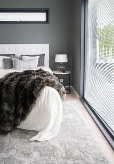 Interior by Jutta K.N: Mikkelin asuntomessut - ihania makuuhuoneita