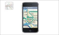 아이폰 추천어플 AllSubway, 세계의 모든 지하철은 스마트폰
