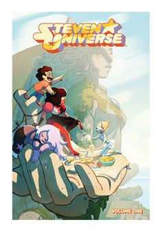 (W) Jeremy Sorese (A) Coleman Engle (CA) Bridget Underwood Steven Universe is just your normal everyday Beach City citizen-who is anything but normal! Join Steven as he learns how to save the day with