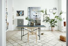 Home Decored Ideas Living Room Elegant Interior Design 53 Ideas For 2019 Estilo Tropical, Small Room Design, Home Decor Trends, White Walls, Home Interior Design, Stylish Interior, Home And Living, Interior Inspiration, Living Room Decor