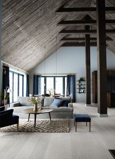 Danish Barn House by Mikkel and Mette Adsbøl