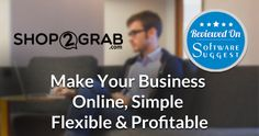 Review of Shop2grab - India's best #eCommerce #solution with professionally managed features, applications and eCommerce payment gateway.