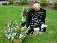 young basketball player, gone far too soon