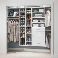 The Best Closet Systems To Organize Your Wardrobe   Apartment Therapy