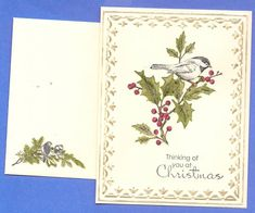 CRUMB CAKE BIRD by ppoc1000 - Cards and Paper Crafts at Splitcoaststampers