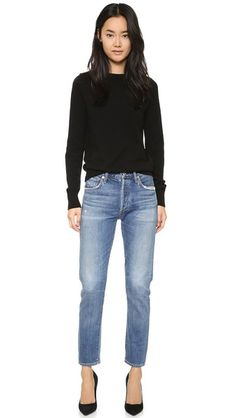 Citizens of Humanity Liya High Rise Jeans