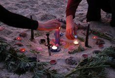 """""""The Witches' Wood"""" - Лита / Ритуал Летнего Солнцестояния"""